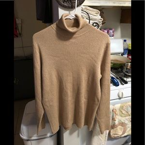 Chico's turtleneck new with tags size 3